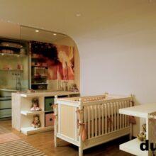 Quarto bebê menina – Casa Cor Brasília
