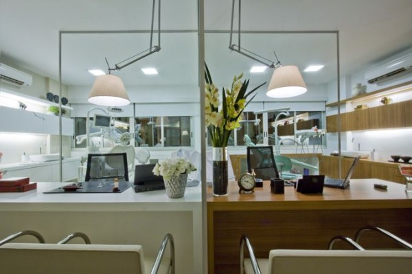 como decorar consultorio odontologico
