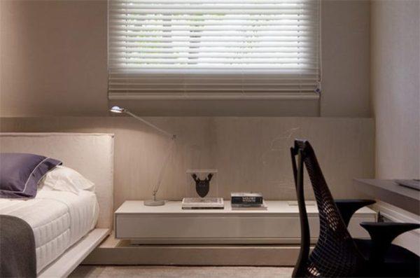 quarto criado baixo cama tablado