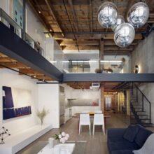Loft em São Francisco