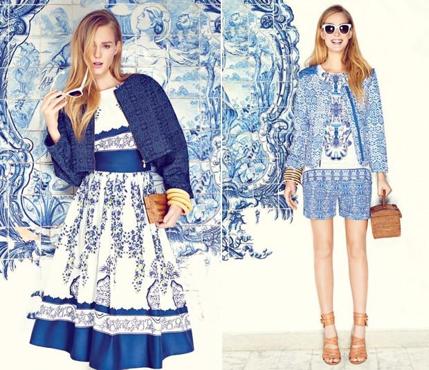 azulejo na moda