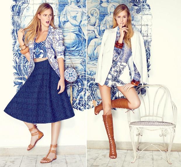 azulejo portugues na moda