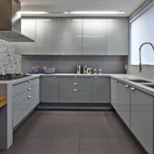 Cozinha linda (2) – cinza
