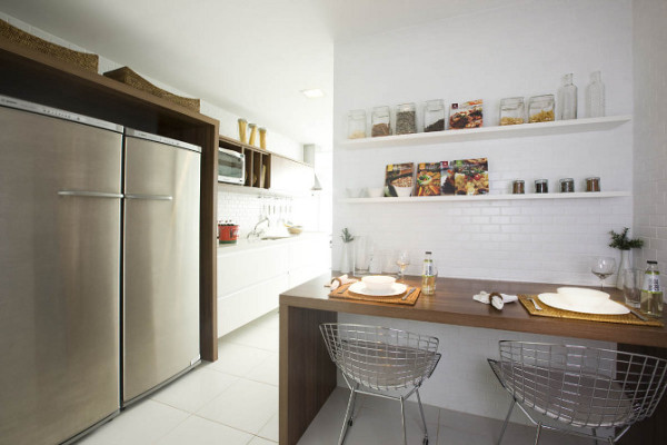 pastilha branca cozinha GISELE TARANTO