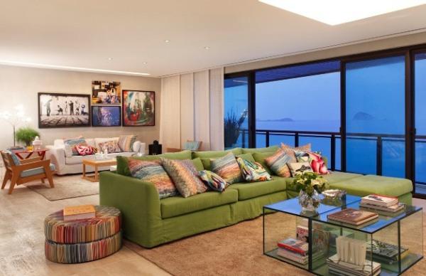 decoracao-com-sofa-colorido