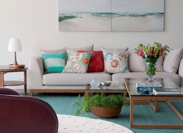 mistura-de-almofadas-no-sofa