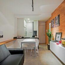 Apartamento pequeno – 30m²