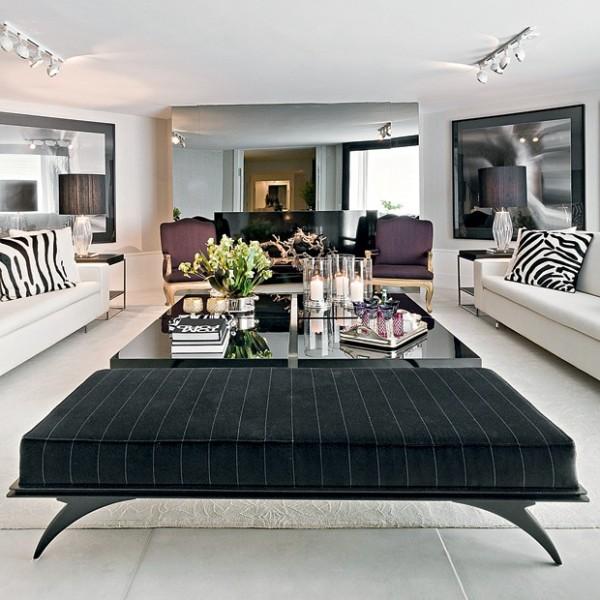 Christina Hamoui - sala de estar