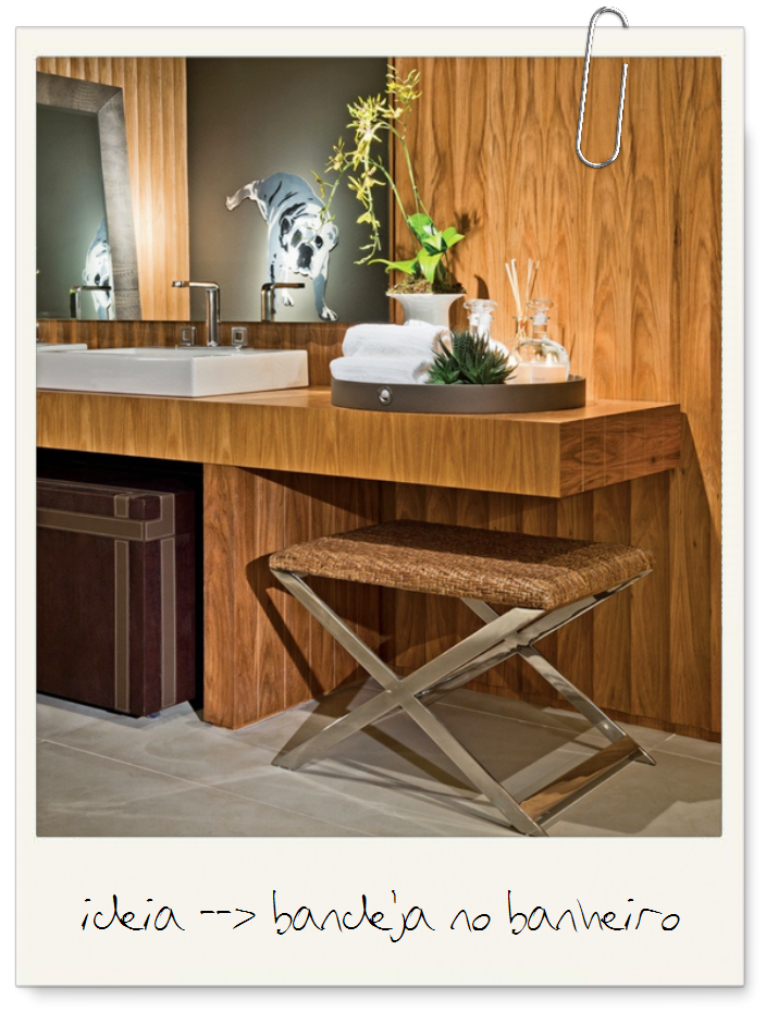 blog decoracao como arrumar bandeja banheiro enfeites casa
