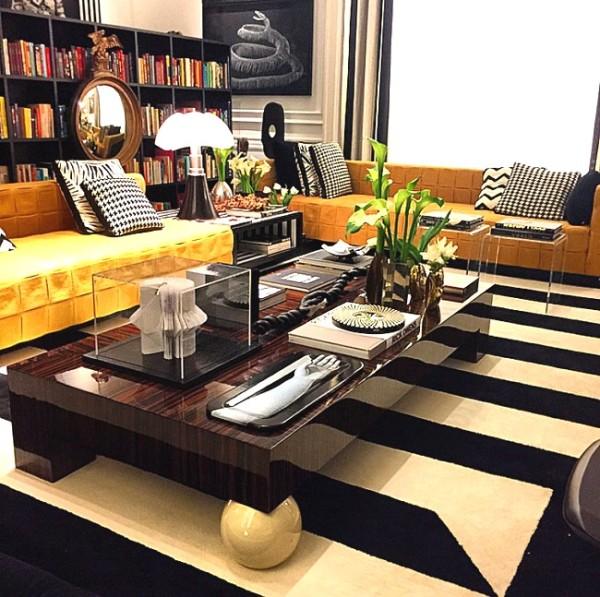 projetos casa cor 2015 sao paulo tapete guilherme torres