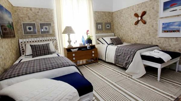 quartos de adolescentes com duas camas quartos etc