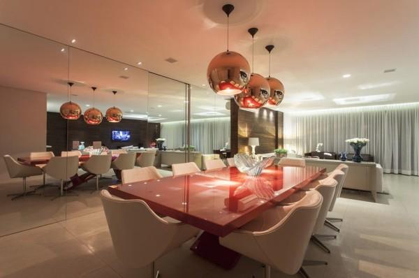sala-de-jantar-mesa-vermelha-decoracao-assim-eu-gosto
