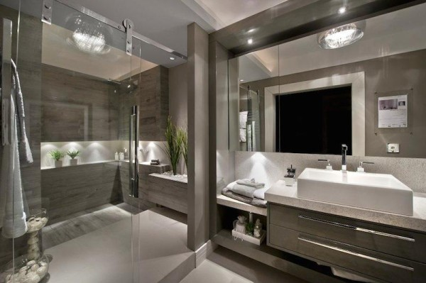 ambientes decorados mostra de decoracao casacor banheiros