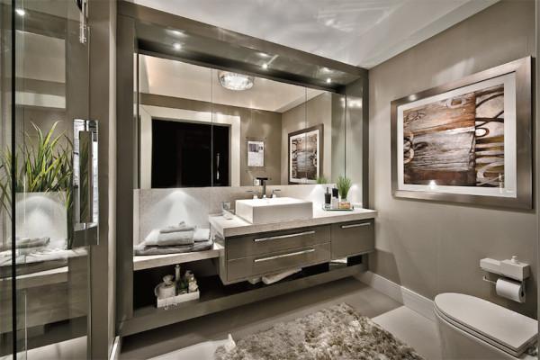 banheiro ambiente casa cor parede fendi granito apicoado