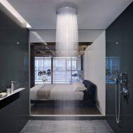 Banheiros escuros