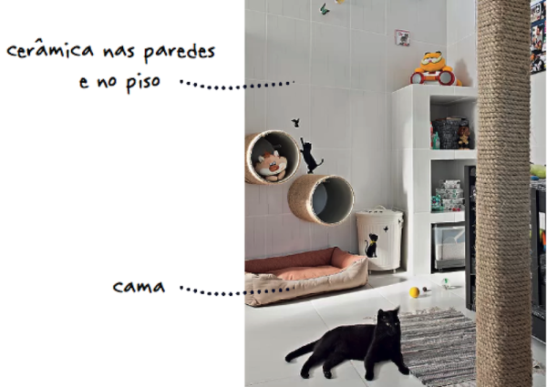 casa de gatos assim eu gosto decoracao dicas bicho