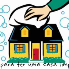 Serviços de limpeza doméstica