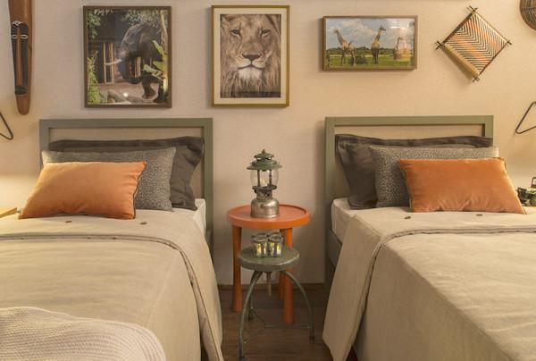 foto Janaina Matarazzo decoracao quarto africa
