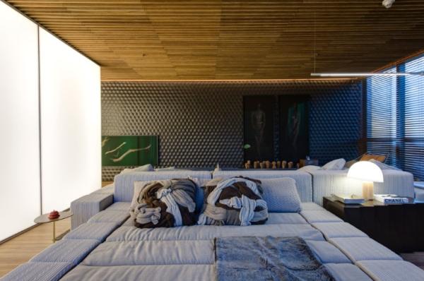 modelos de forro de madeira projeto guilherme torres