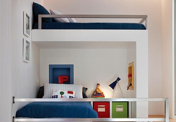 quartos com cama no alto blog assim eu gosto