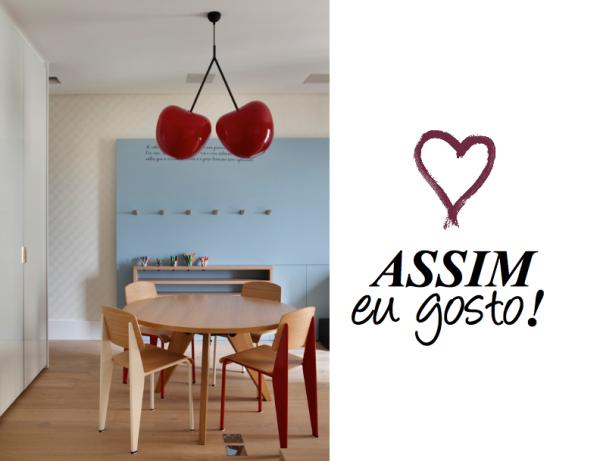 sala de jantar com mesa redonda e pendente cherry dicas decoracao blog assim eu gosto
