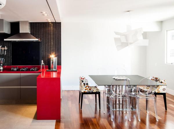 cozinha-bancada-vermelha
