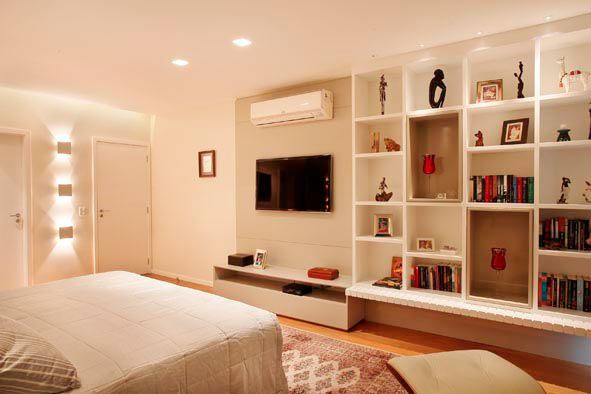 quarto de casal decoração