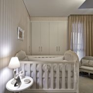 Quarto de bebê menino – clássico