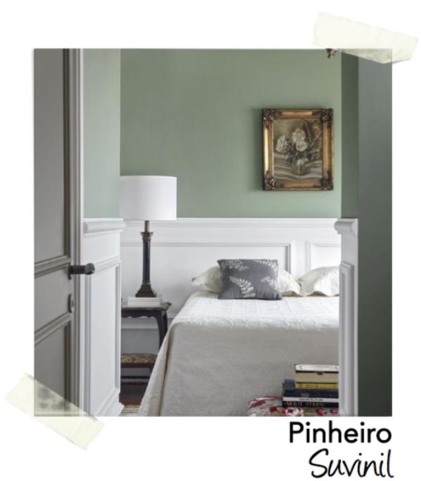 quarto-casal-decoracao-classica-parede-verde-suvinil