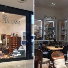 Loja Maria Pia Casa – agora em Brasília