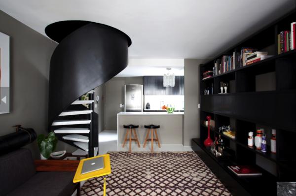 projeto decoracao duplex pequeno