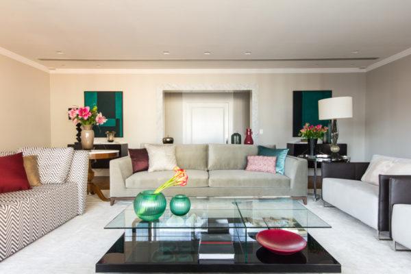 sala de estar linda dicas decoracao