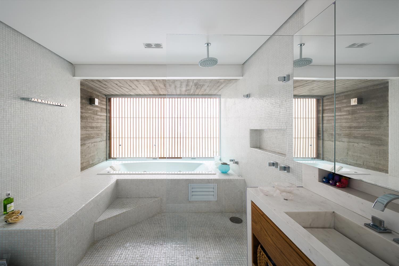 Dicas De Decoração Para Banheiros Grandes De Casas E