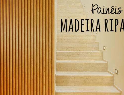 Madeira ripada